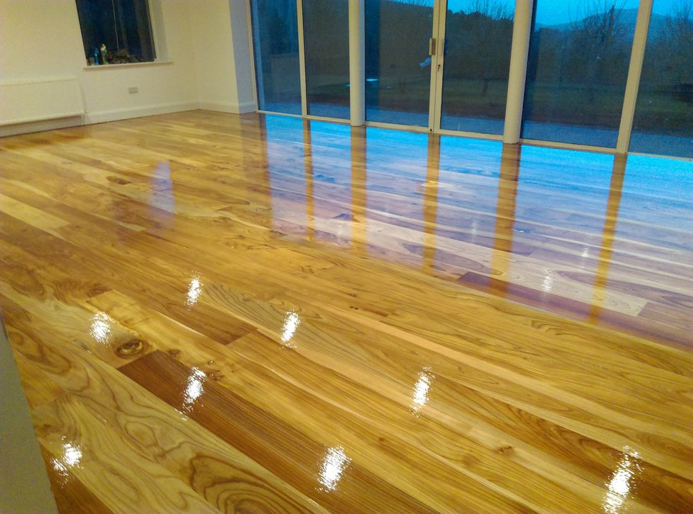 rich and inviting hardwood flooring makes a distinctive statement because of a great range of natural variationsfrom flooring with extreme character - Colored Wood Flooring