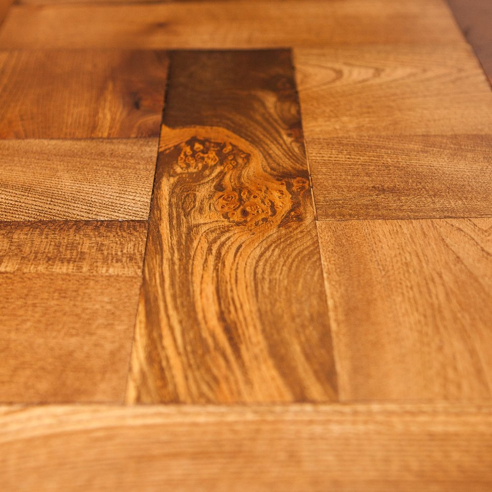 Irish Elm versailles flooring