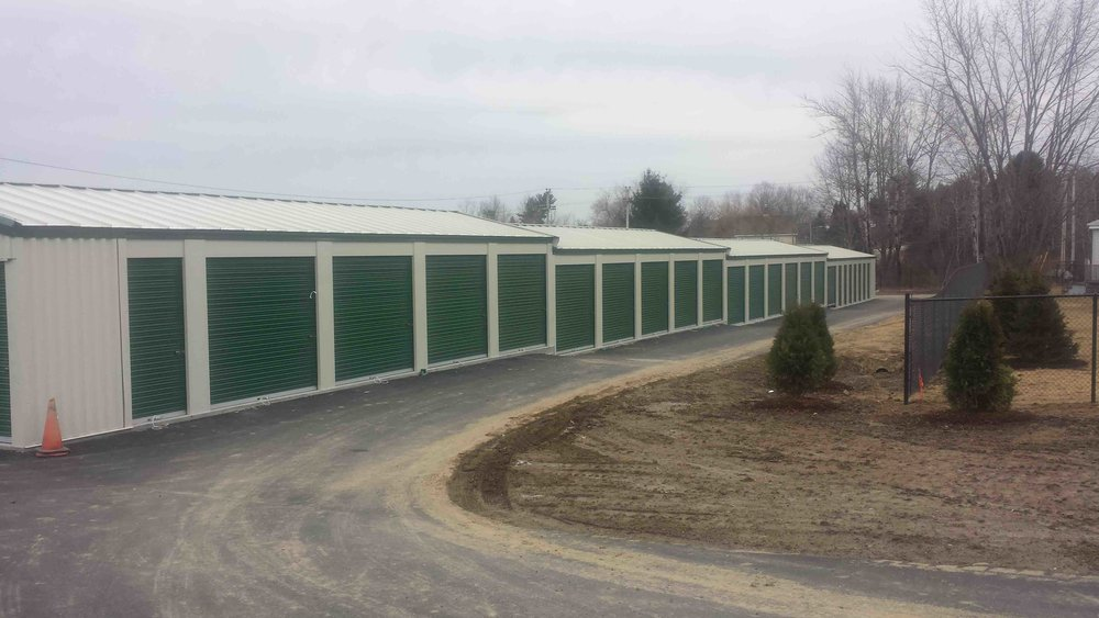 Storage Units -