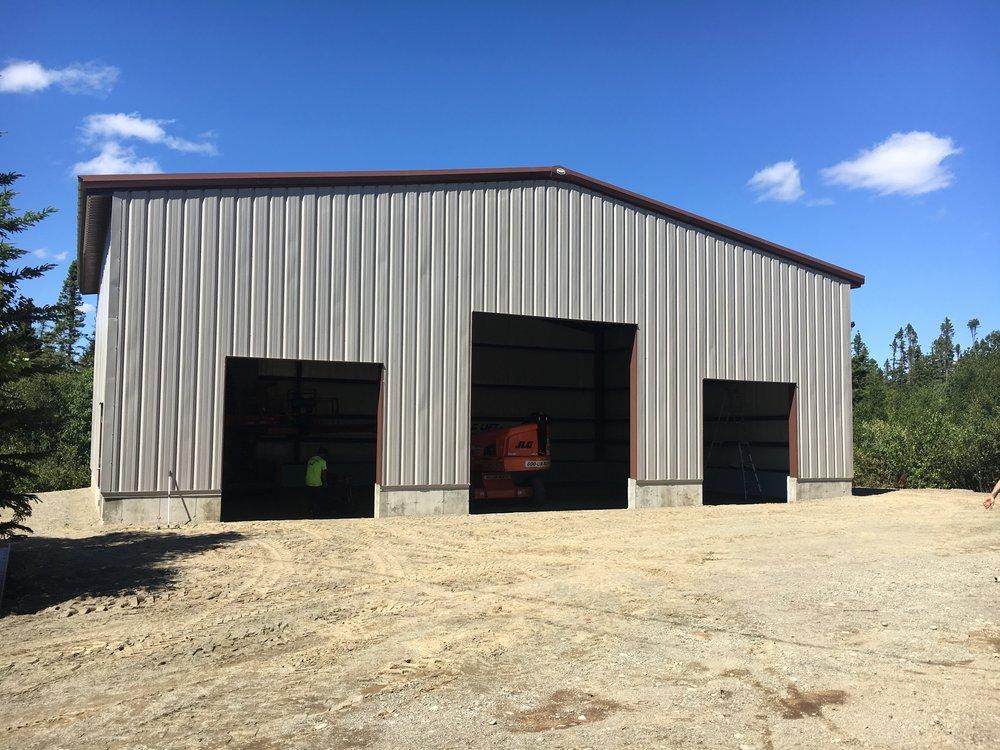 Garage(Trescott, ME) -