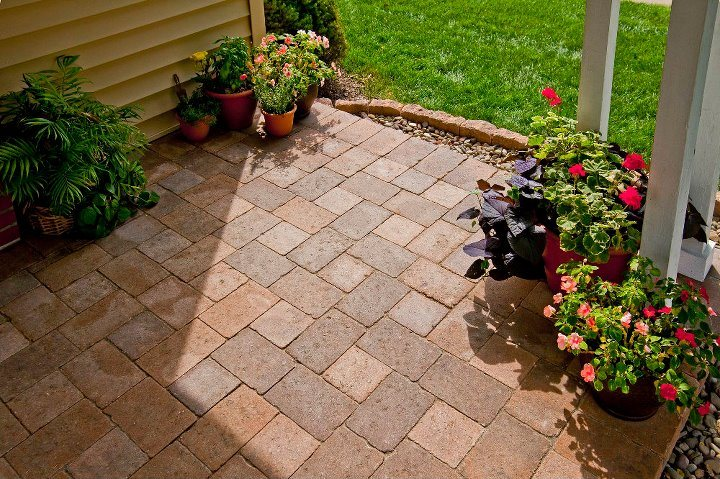 Experienced landscape pavers in Lebanon County, PA