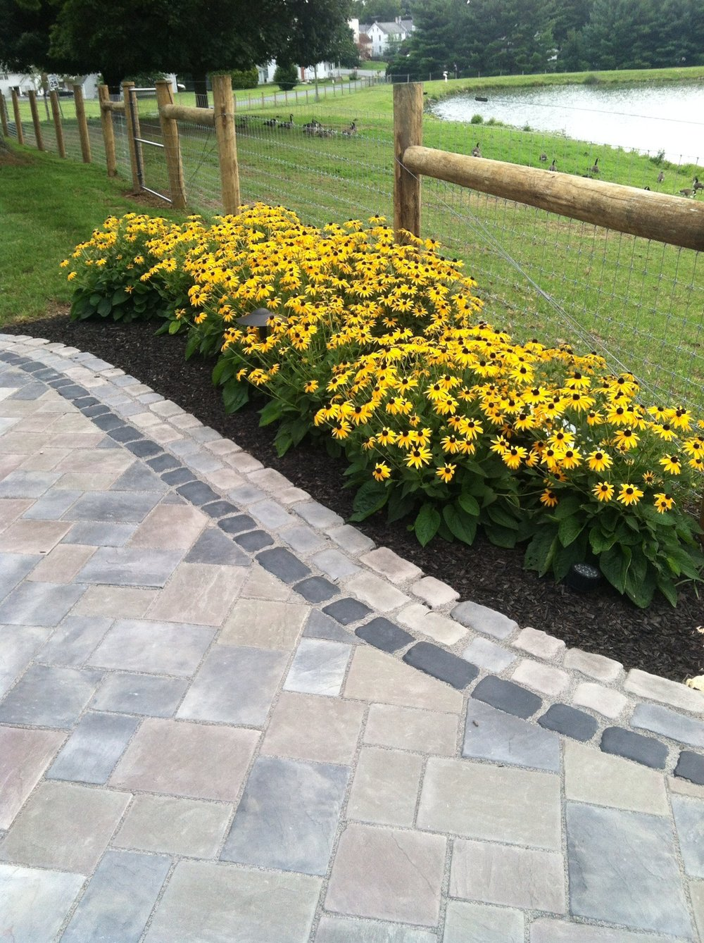 Top landscaping pavers in Lehigh county, PA