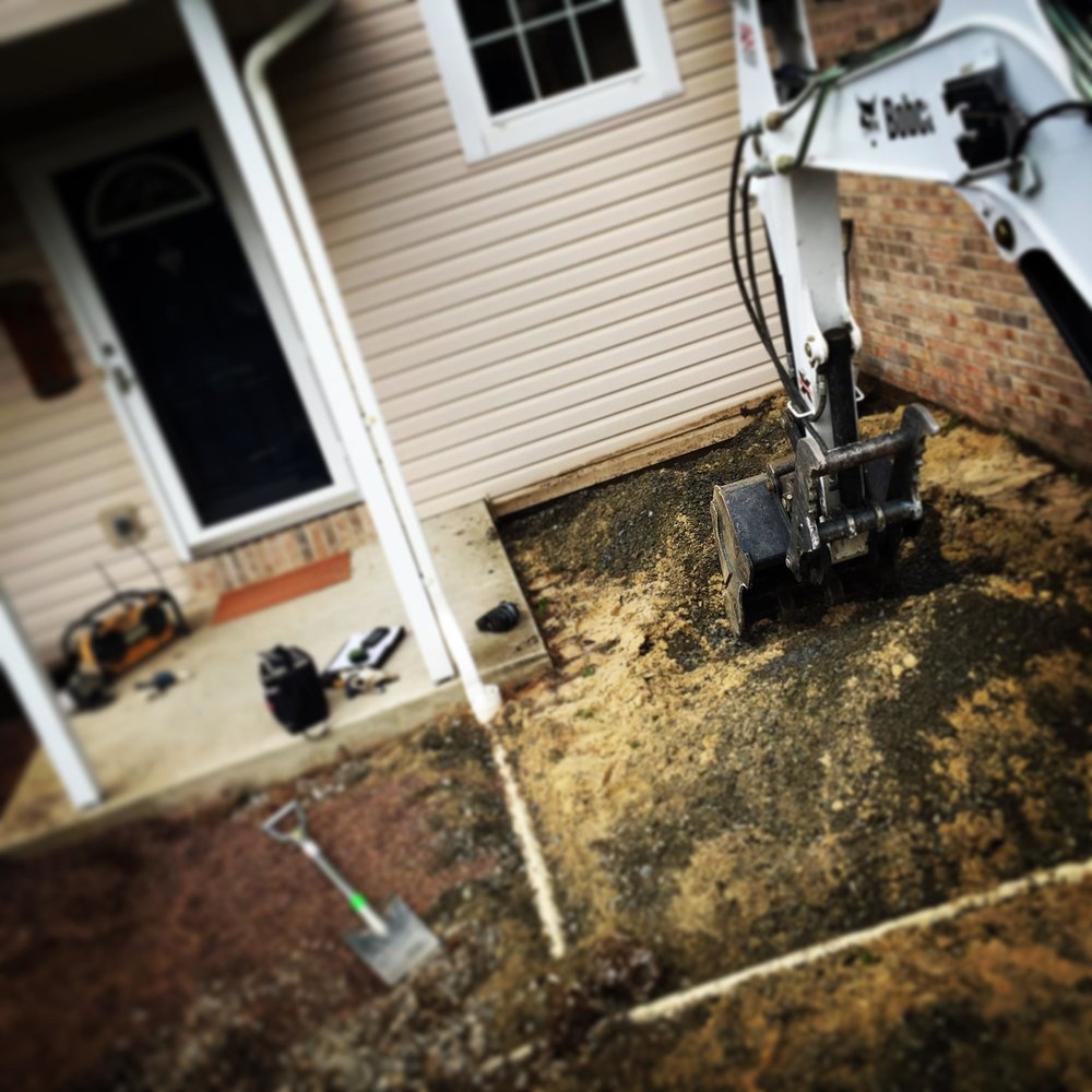 Landscape design, paver driveways and walkways in Allentown, Reading ...