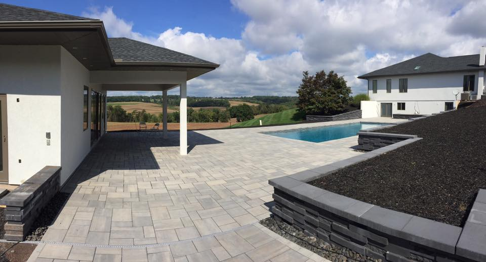 Experienced landscape contractor in Allentown, PA