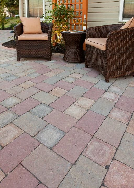 Using Paver Patterns For an Eye-Catching Patio in South Whitehall PA