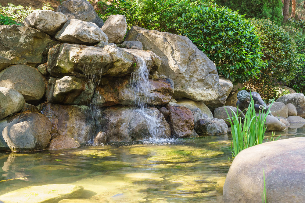 Boost Your Front Yard Landscaping with Beautiful Water Features in Lehigh County, PA