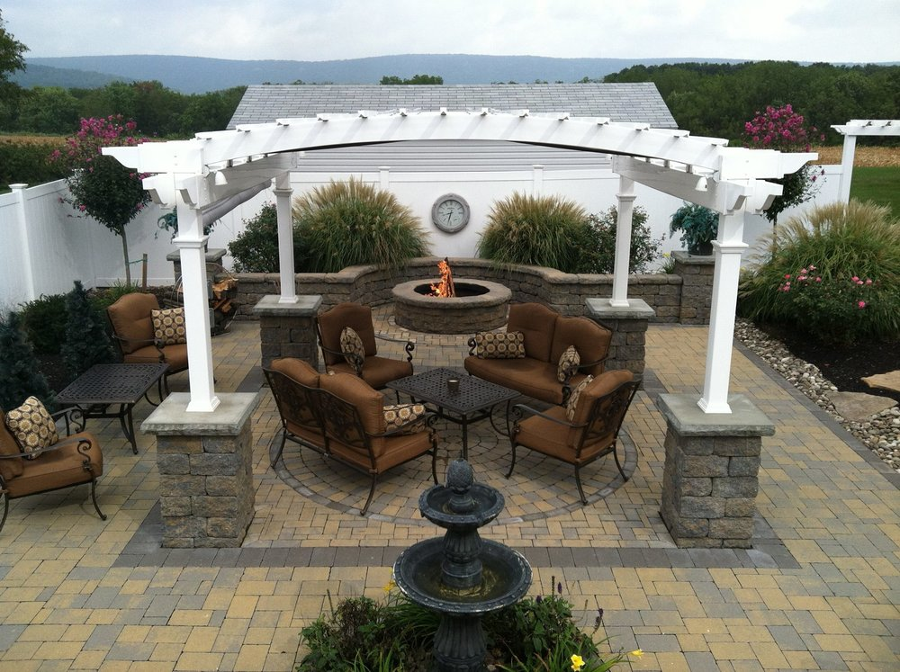 How a Landscape Contractor Can Help you Get the Right Covered Structure for your Exeter, PA, Outdoor Living Space