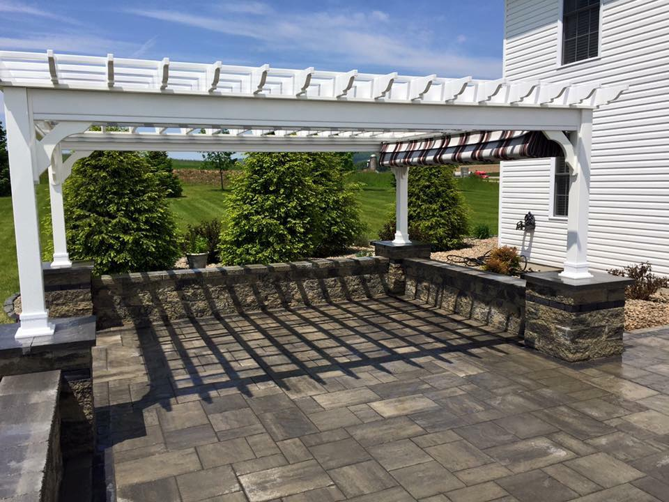 Add Shade to Your Exeter, PA, Landscape with These Pergola Design Ideas