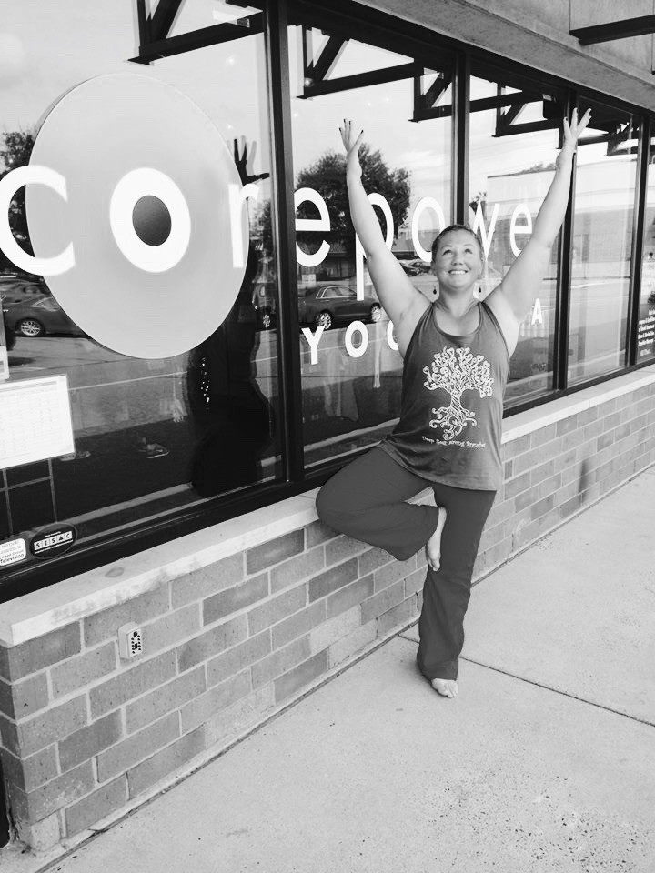 Chris Wold    Apple Valley CorePower Yoga & Spa Studio Manager