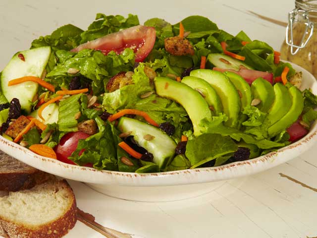 HOUSE AVOCADO SALAD