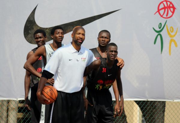 Monty Williams, VP of Basketball Operations, San Antonio Spurs