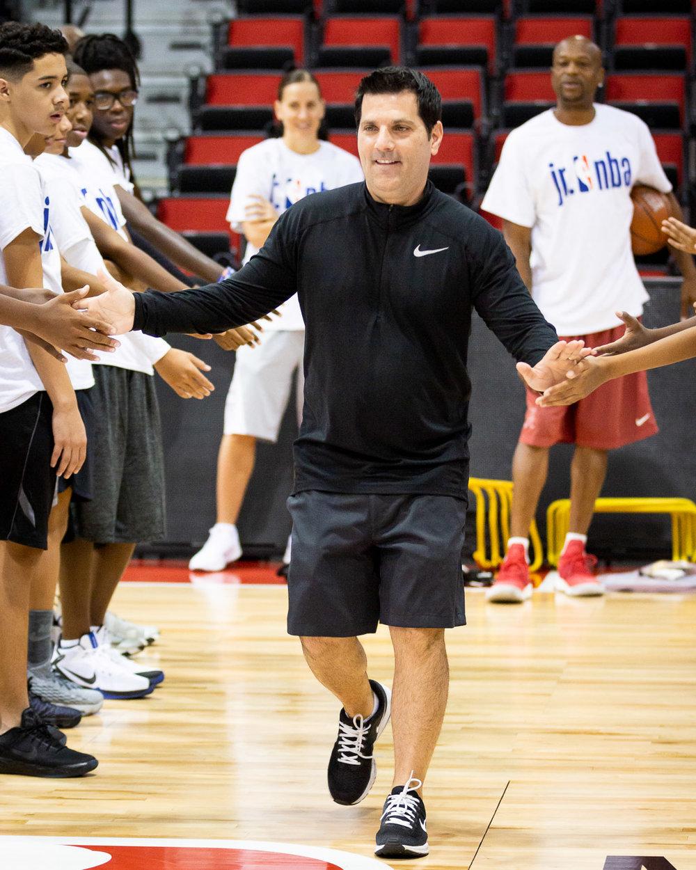 Mike Longabardi, Assistant Coach, Cleveland Cavaliers