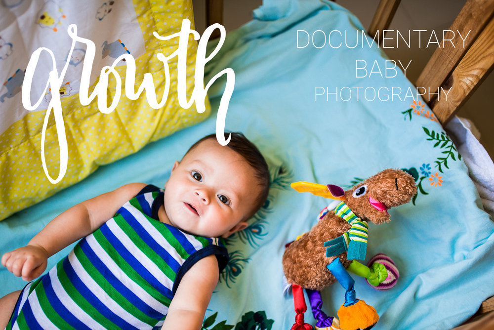 Grand Rapids Documentary Baby Photography