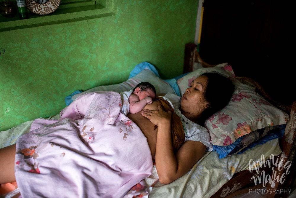 shiphrah birthing home fresh baby breastfeeding