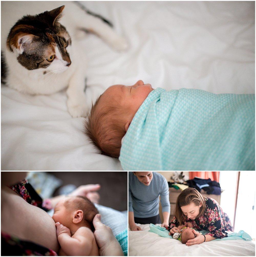 Grand Rapids newborn photographer