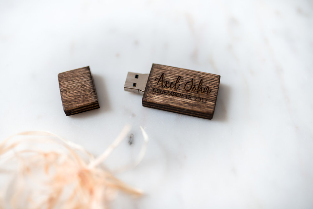 USB Drive with Digital Images