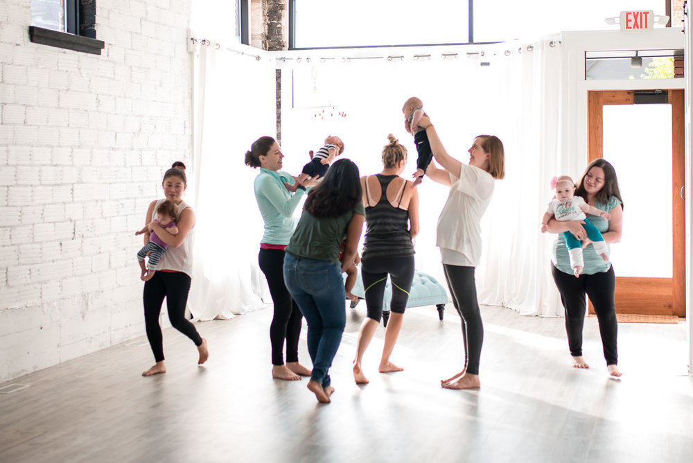Little Feet Move and Connect Classes