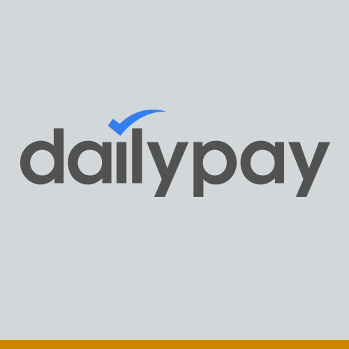 DailyPay empowers companies by offering daily payments and other financial wellness products to their employees and contractors with its state of the art technology and funding solutions. DailyPay works with companies across a variety of industries, including the On Demand Economy. trydailypay.com