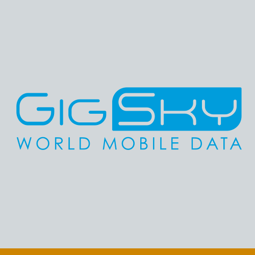 GigSky leverages the most advanced mobile data networks in the world and is a leading provider of global connectivity solutions for travelers on the go.  Our service is easy to use, super convenient and affordable. GigSky also offers enterprise solutions. gigsky.com