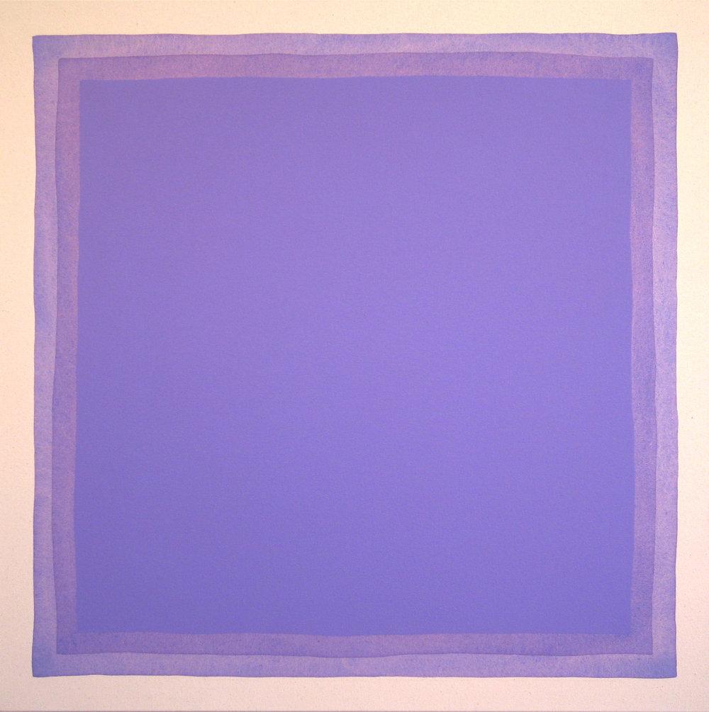 Being Blue Violet
