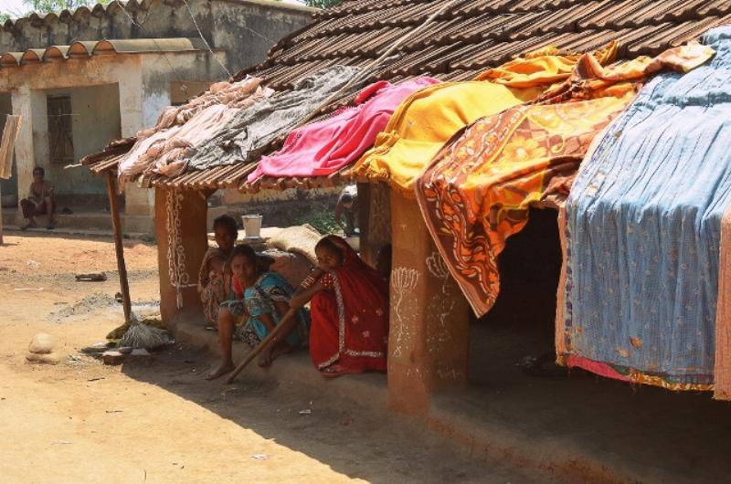 Sithulia village in Odisha's Dhenkanal district.