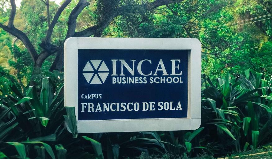 The INCAE campus outside Managua