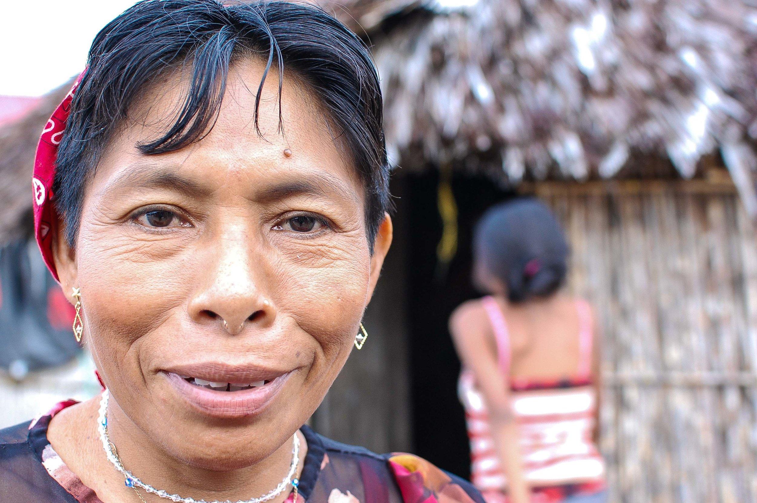 Kuna woman 1