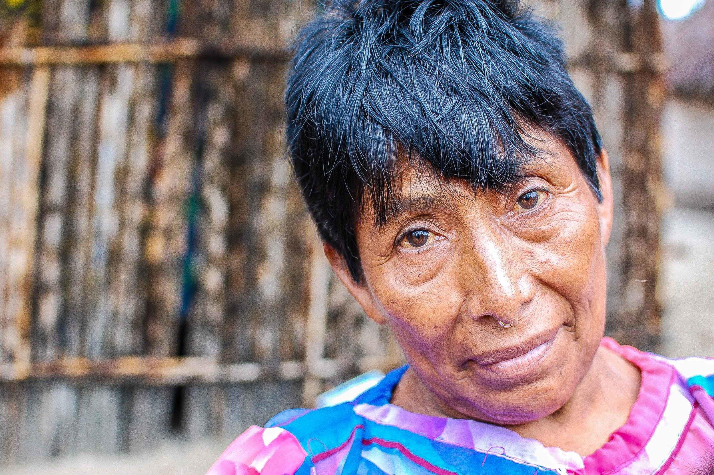 Kuna woman 2