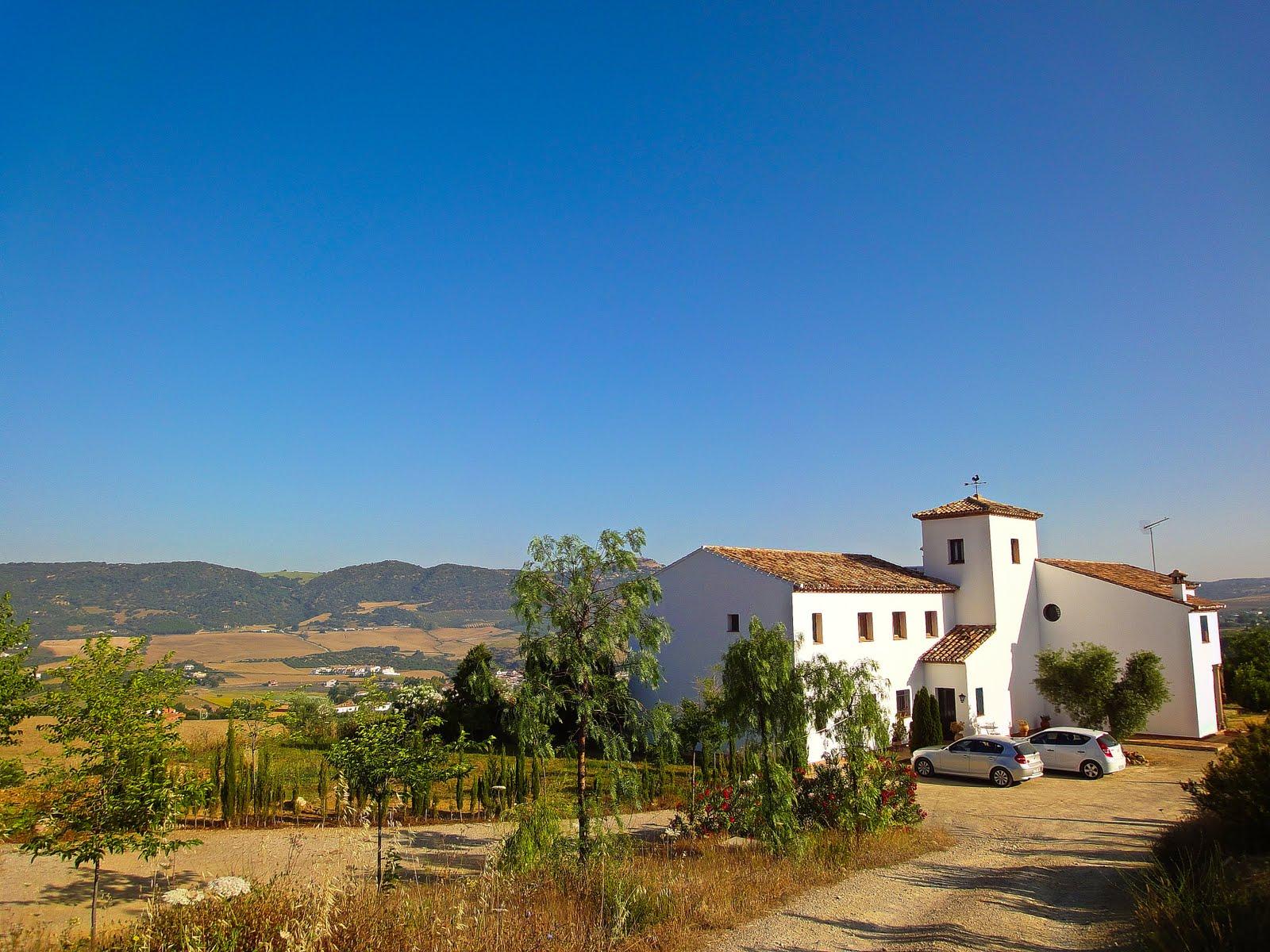 Hacienda in Arriate, close to Ronda