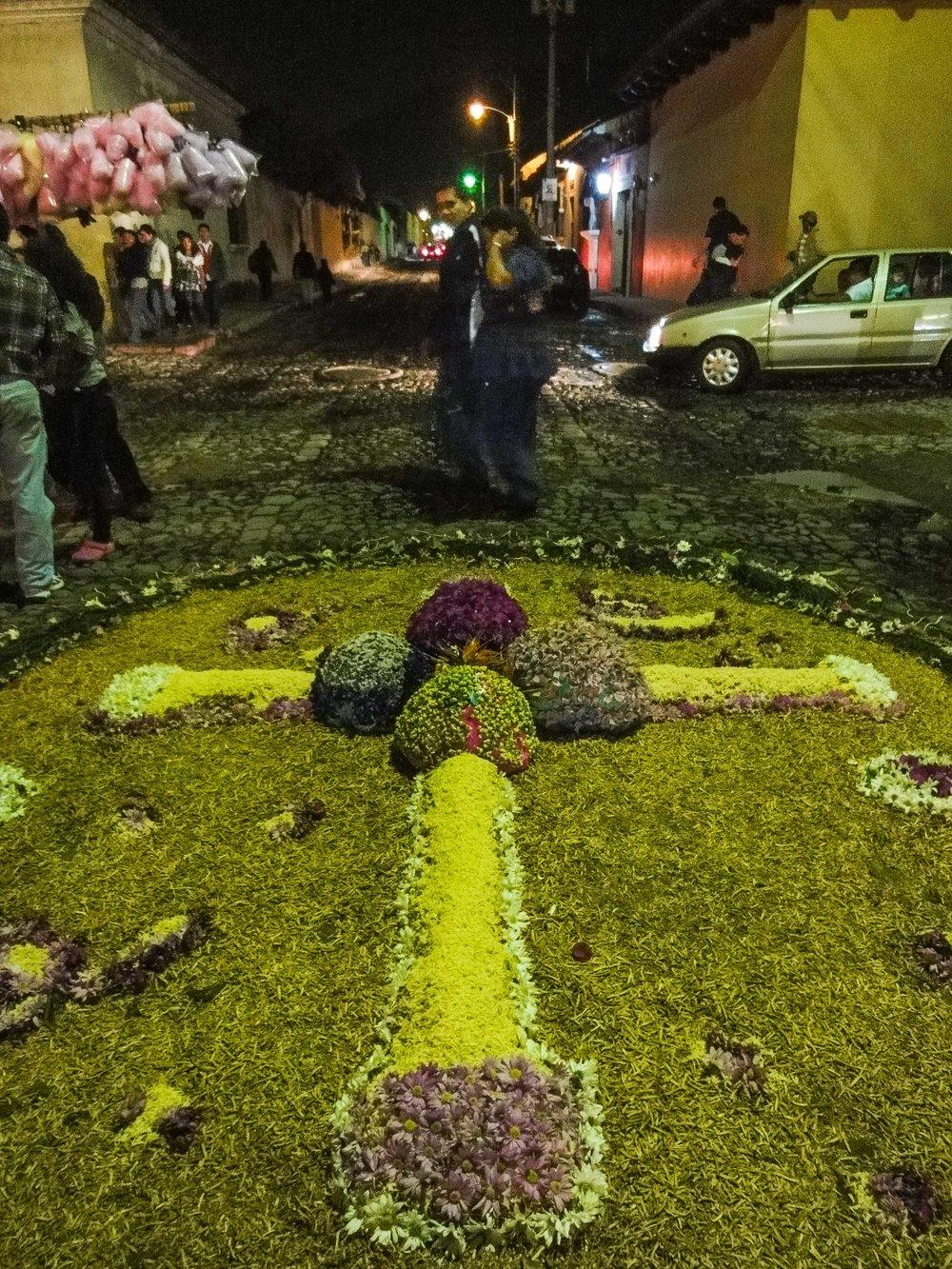 Semana Santa in Guatemala, Copyright Minu Chawla.