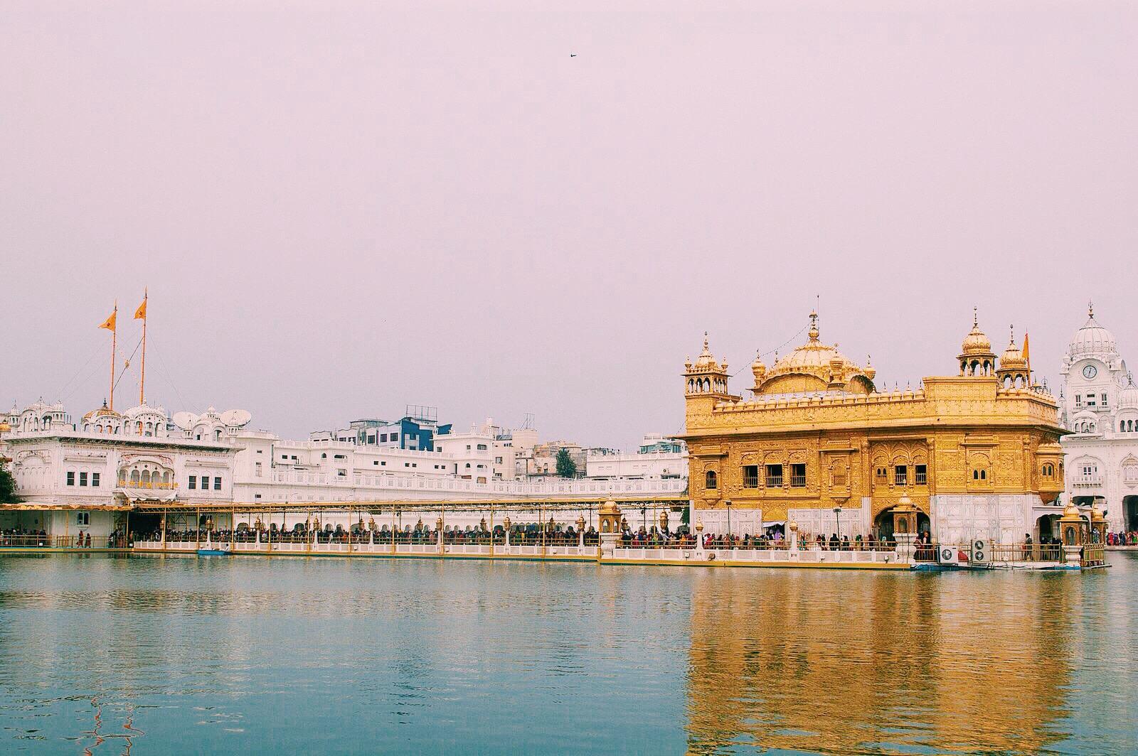 The Harmandir Sahib Complex