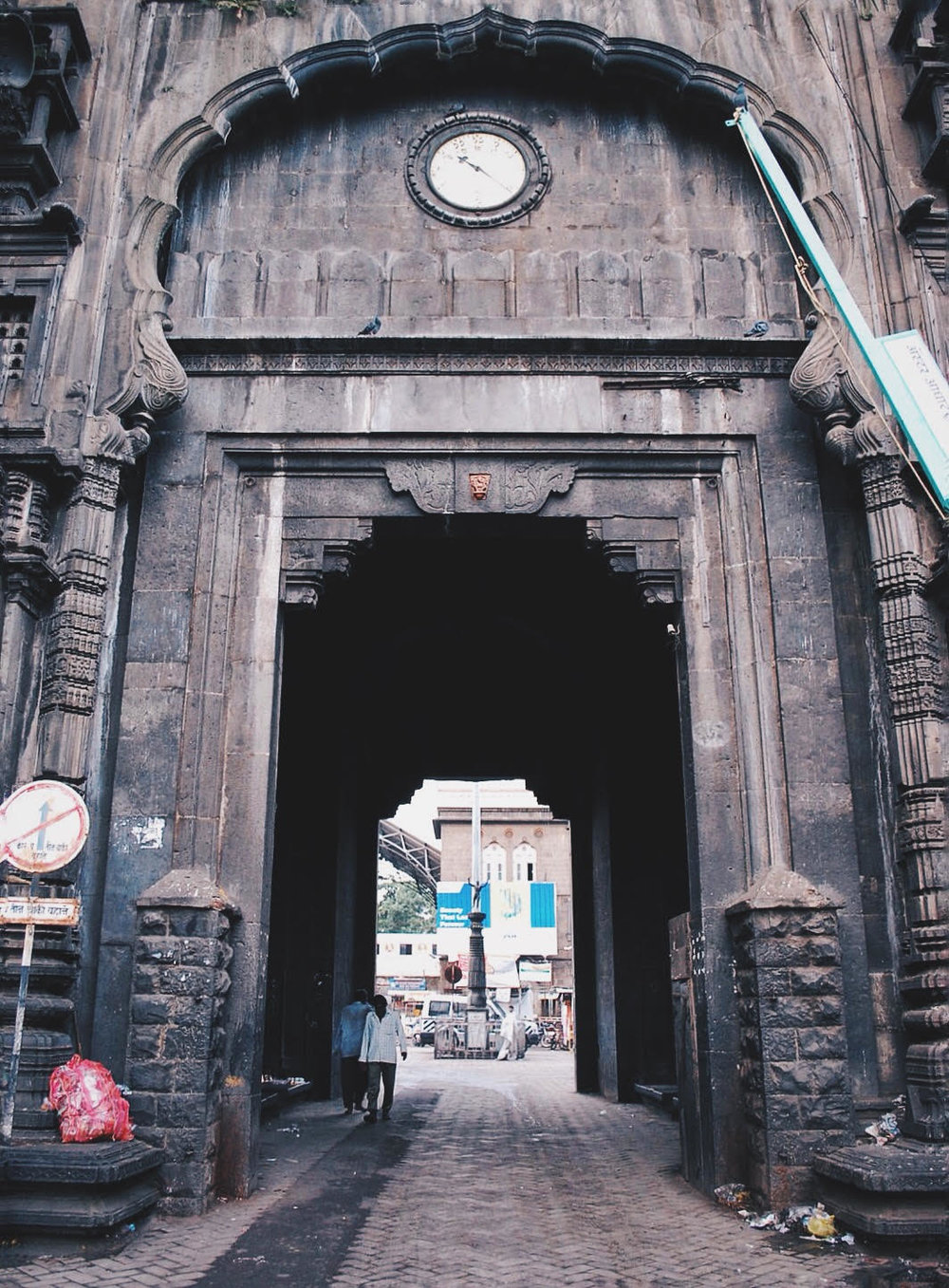 Walled city centre, Kolhapur