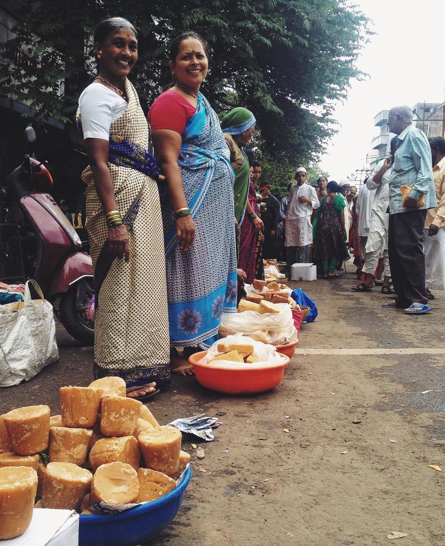 Jaggery market, Kolhapur