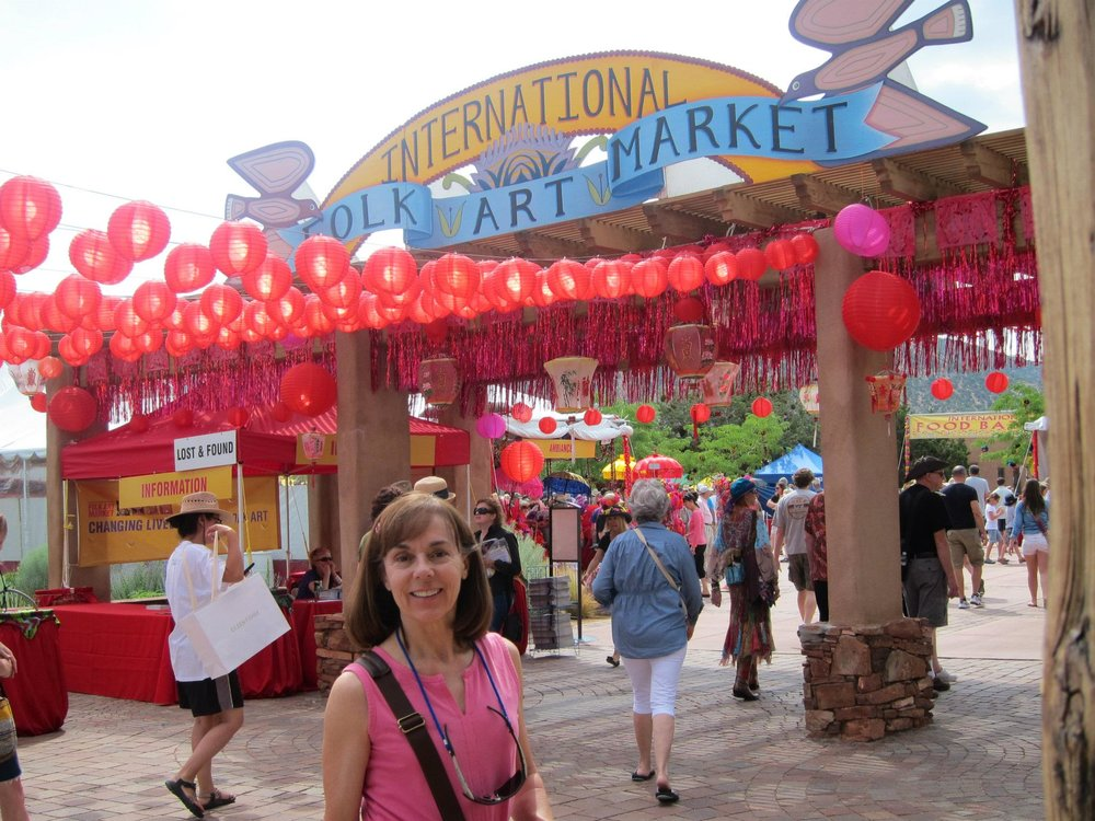 Santa Fe International Folk Art Market 2012