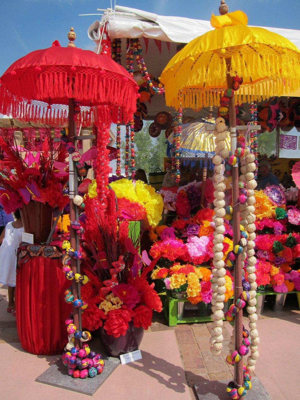 Santa Fe International Folk Art Market 2012