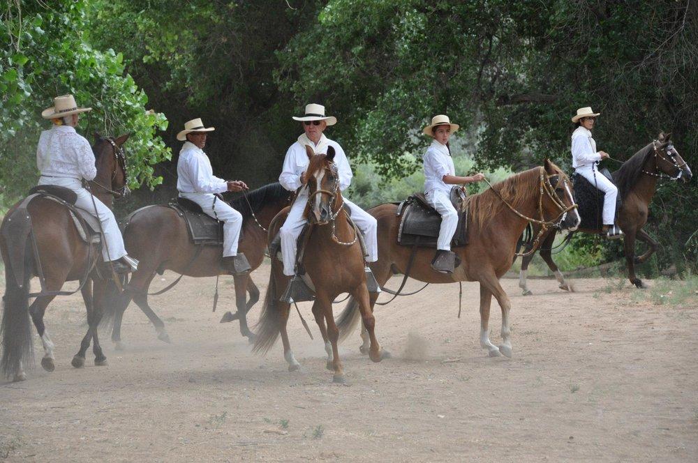Las Golondrinas Frontier Days 2012
