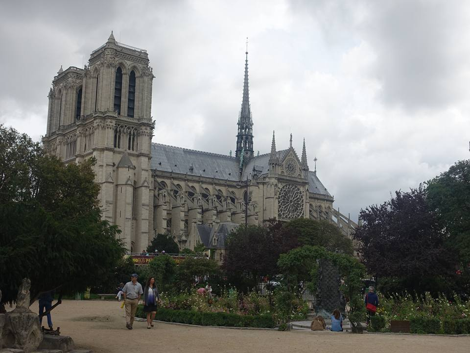 Notre Dame - Our Lady of Paris
