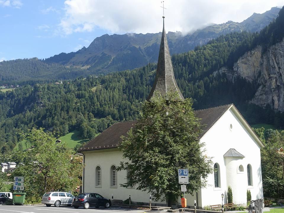 A day in Lauterbrunnen