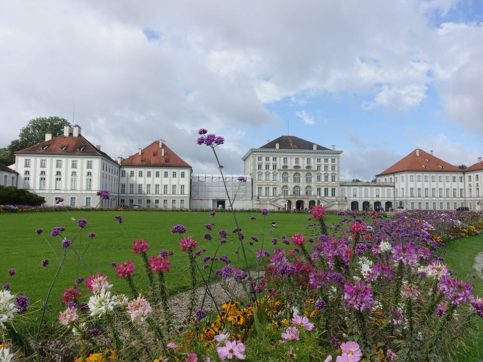 Nymphenburg Palace and Haufbrau House and Glockenspie