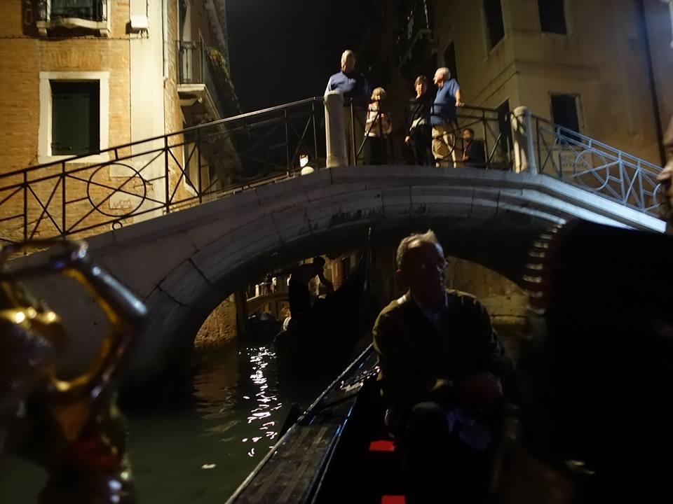 Munich via Austria to Venice Italy