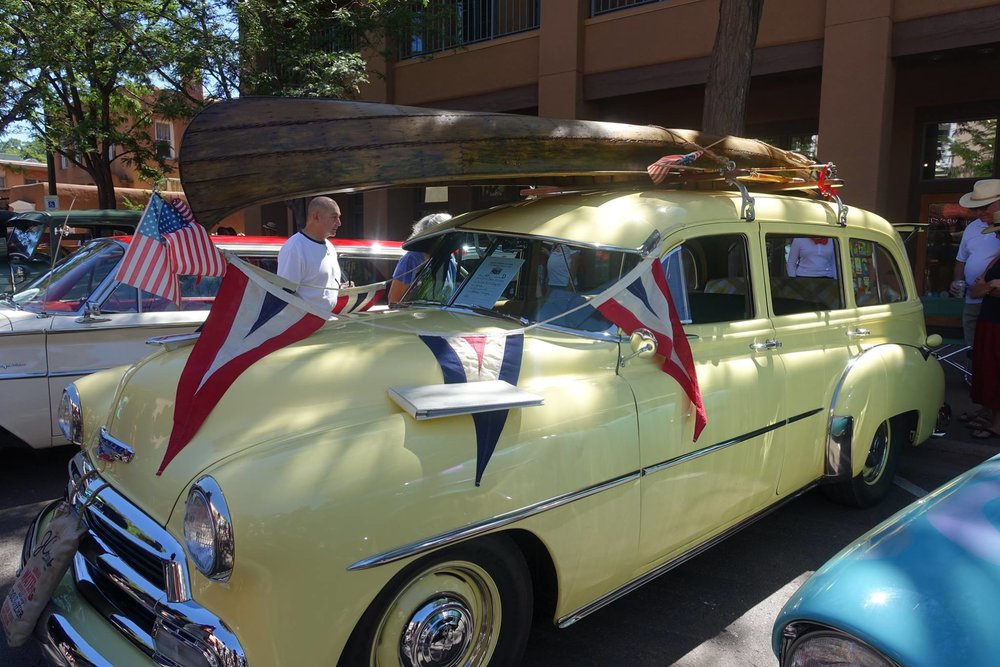 4th of July on the Plaza in Santa Fe 2016