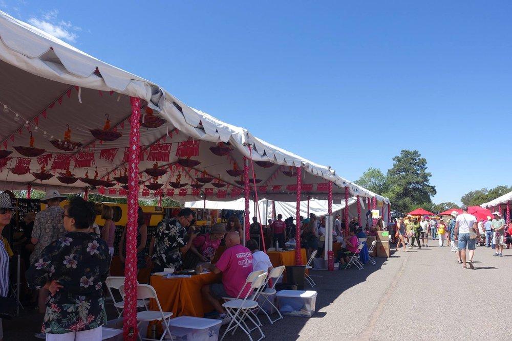 International Folk Art Market 2016