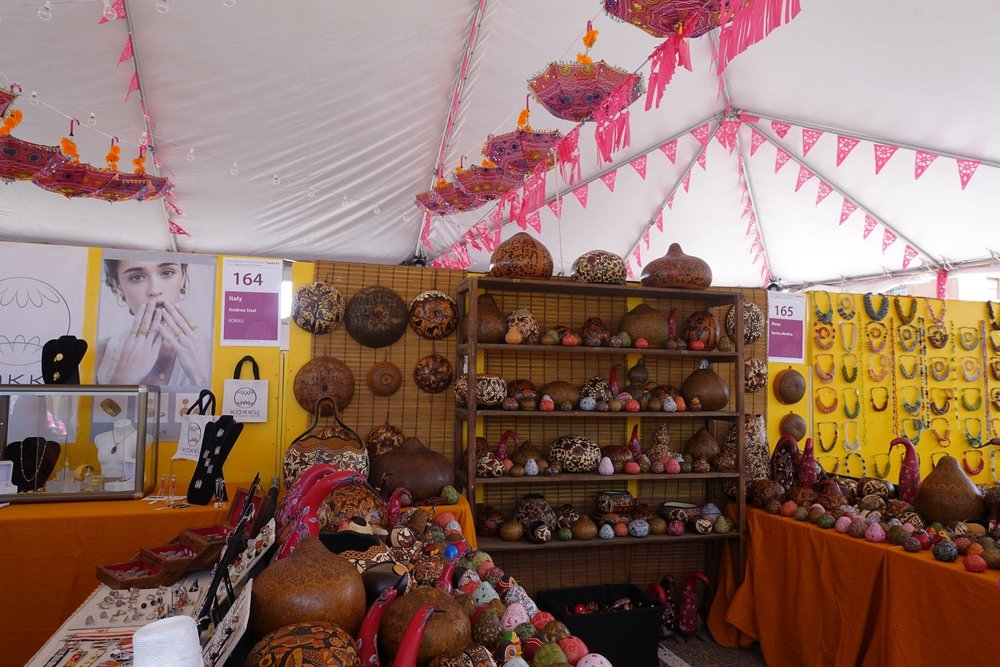 International Folk Art Market 2016