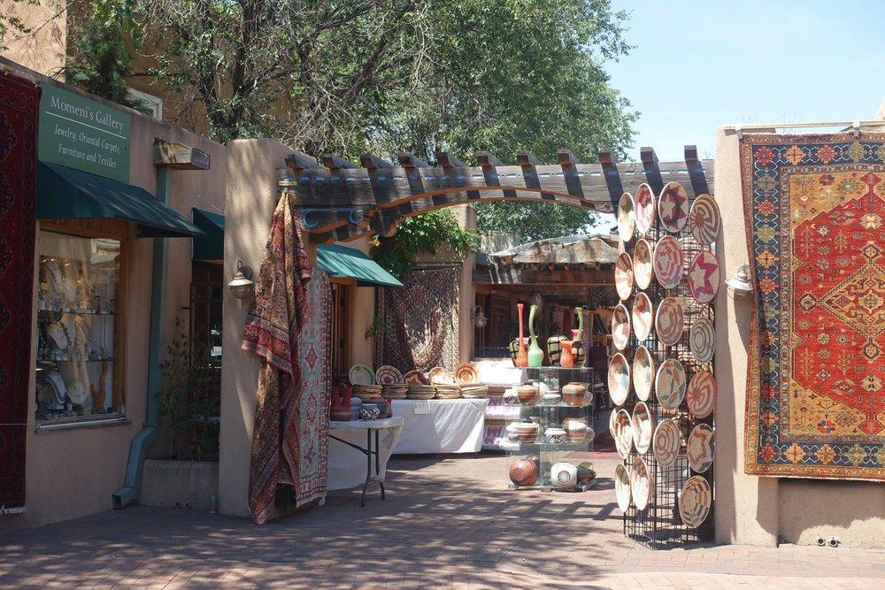 Spanish Market 2016