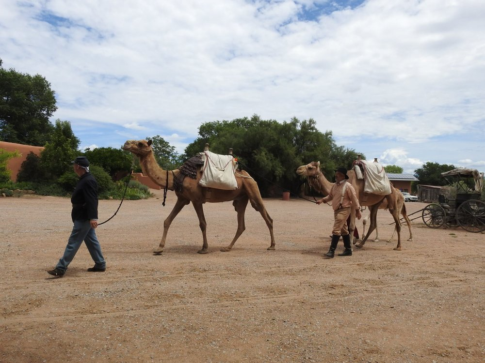 El Rancho de Las Golandrinas-Wild West Adventures