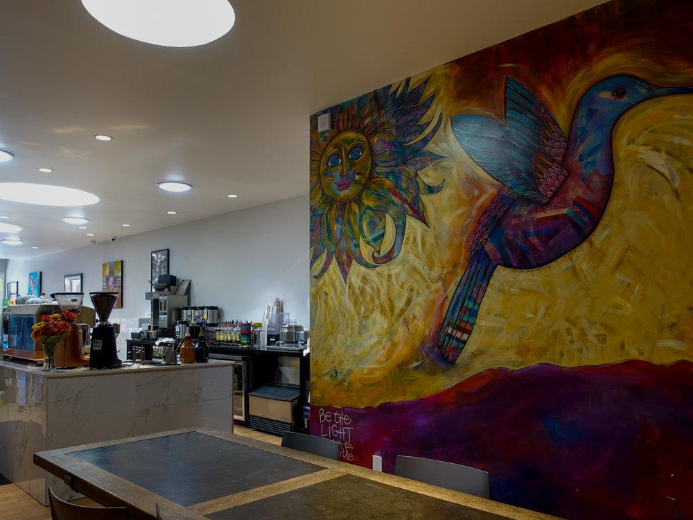 ECCO Gelato Coffee Shop