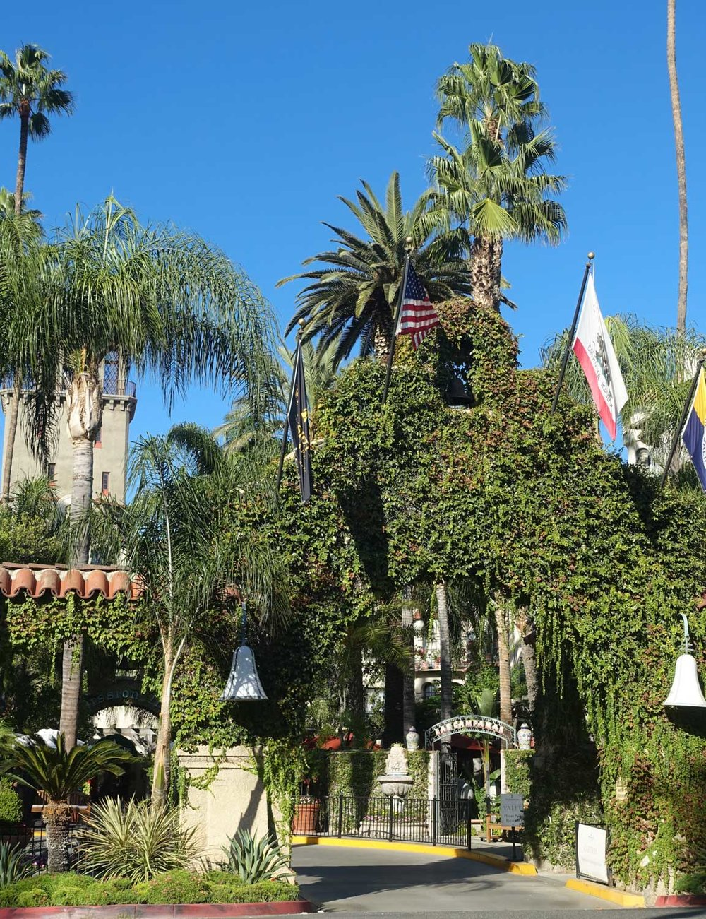 Mission Inn, Riverside