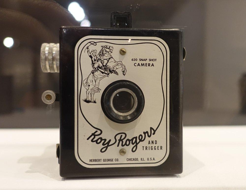 Vintage Roy Rogers Camera