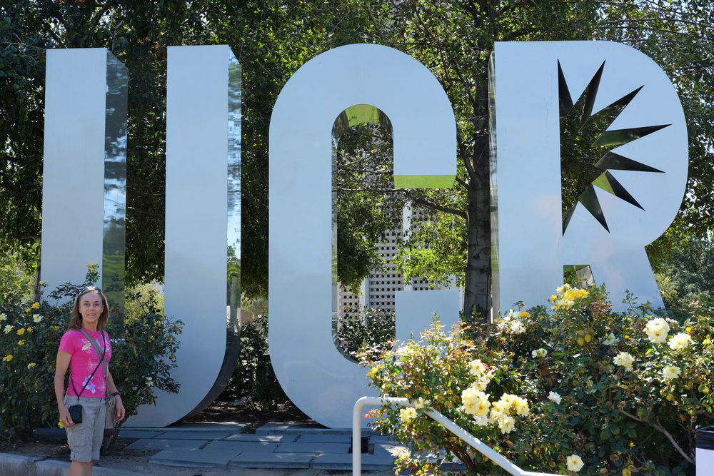 UCR Sculpture