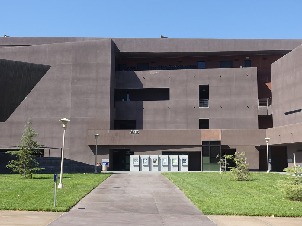 UCR Arts Building